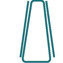 slank ontwerp