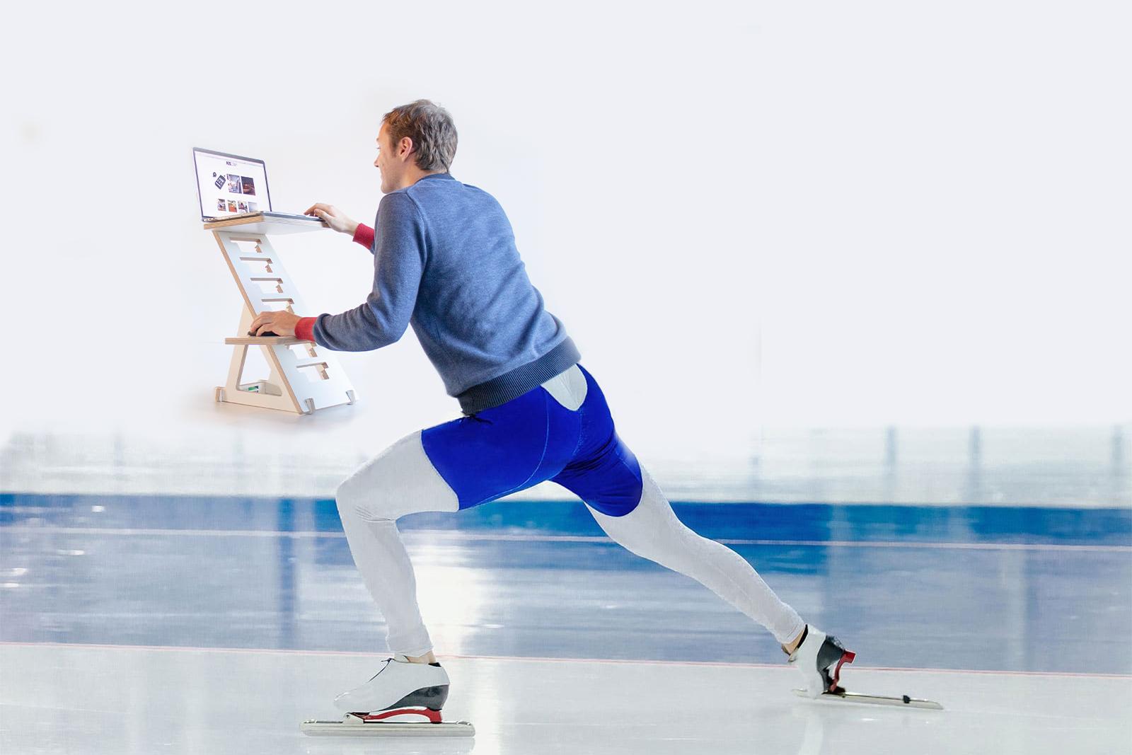 schaatser trix