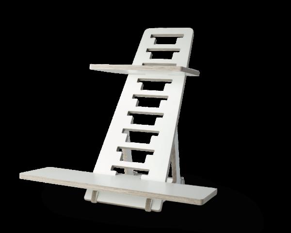 asiento elevador de pie T-RIX WHITE